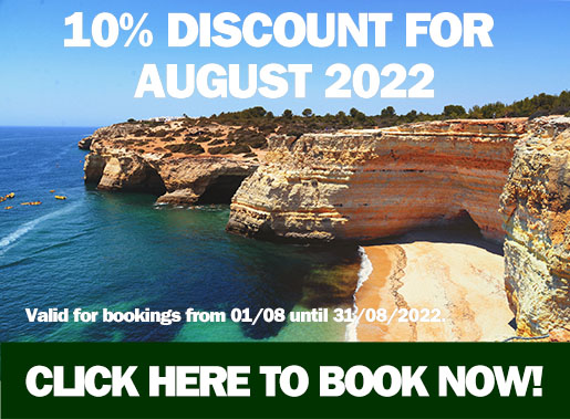 Get your quote for car hire in Vilamoura NOW!